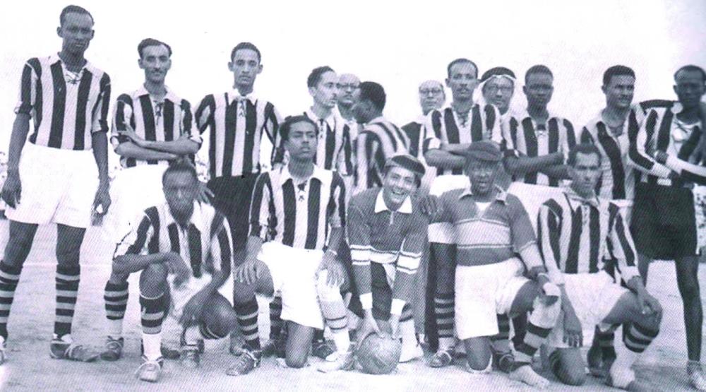 نادي الاتحاد شكل علامة فارقة في تاريخ الكرة السعودية.