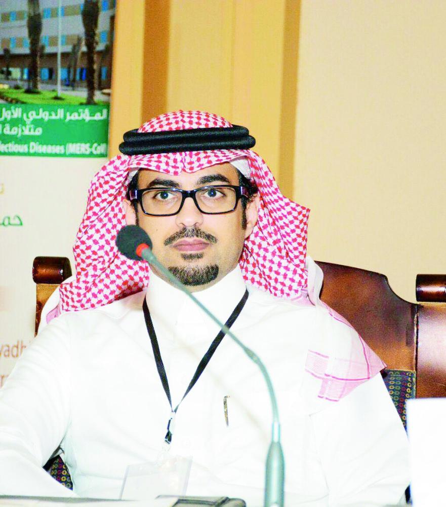 أحمد العنزي.