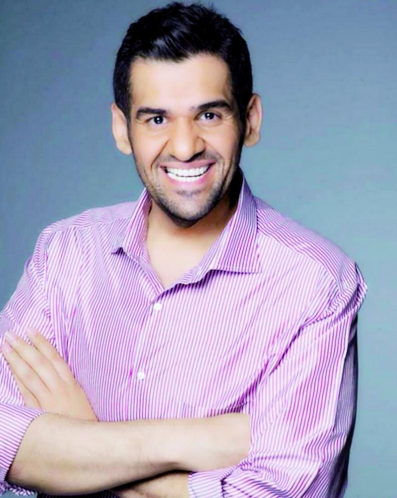 حسين الجسمي بعد عملية التكميم