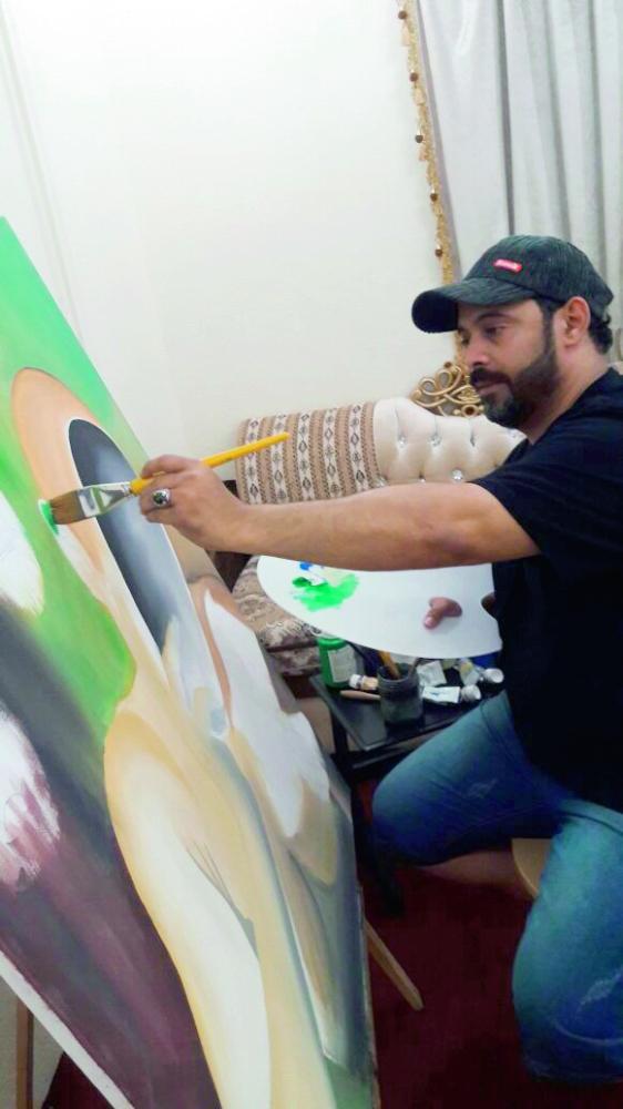 الفنان سامي الجفري