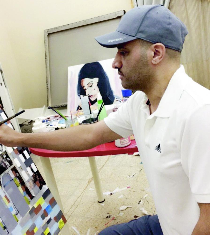 ربيع يحلم بمتحف فني يلم شتات المبدعين