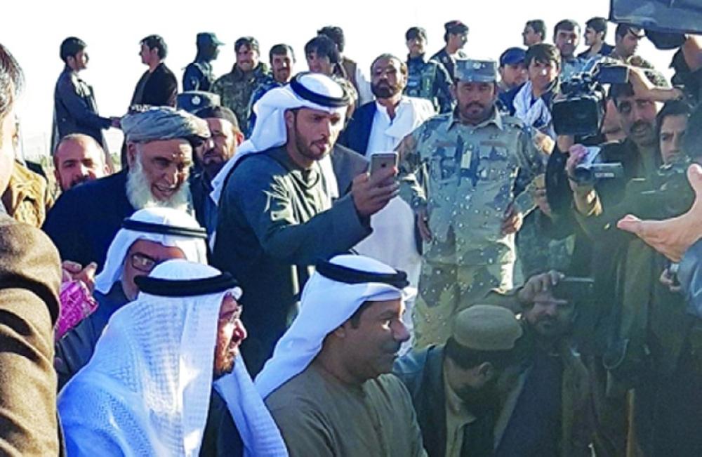 استشهاد 5 إماراتيين في تفجير قندهار الإرهابي