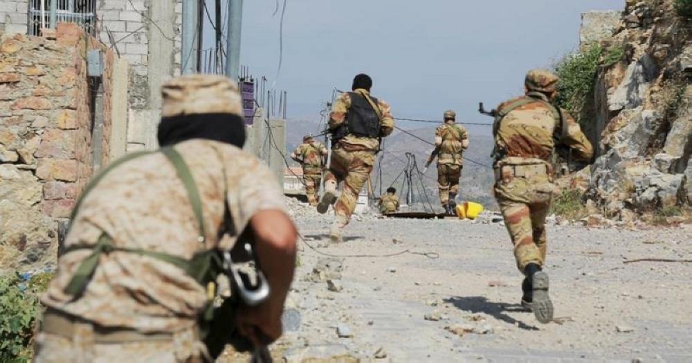 الجيش اليمني يصد هجوماً عنيفاً للانقلابيين في الجوف اليمنية