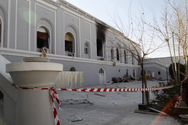 الإمارات: مقتل 5 في تفجير قندهار