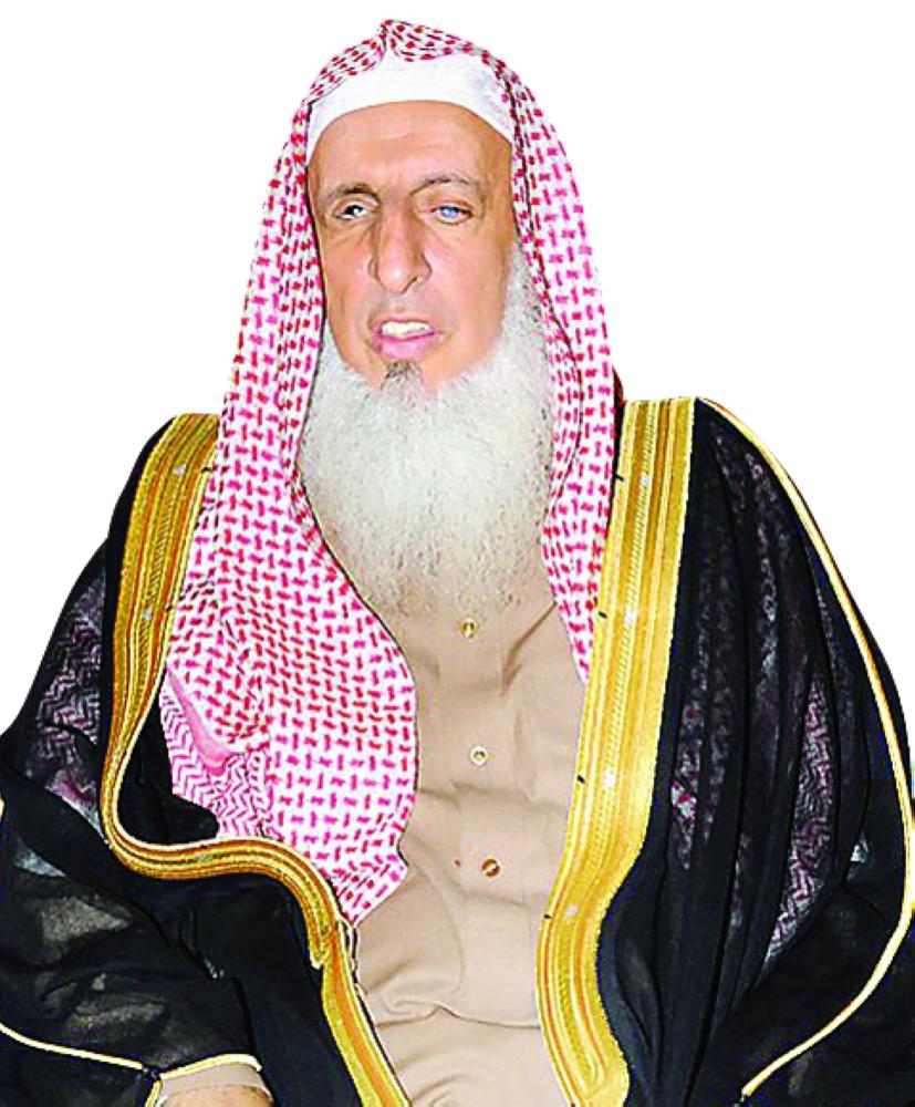 المفتي: الملك سلمان خدم الأمة ووقف في وجه الطغاة