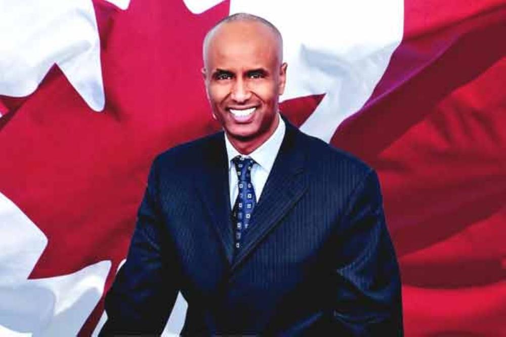 كندا تختار لاجئاً صومالياً وزيراً للهجرة واللجوء والمواطَنَة!