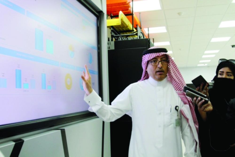 مركز المعلومات الوطني القلب النابض لدعم التحول الرقمي أخبار السعودية صحيفة عكاظ