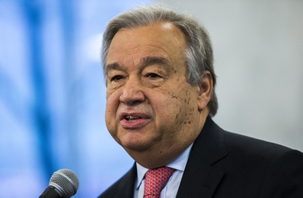 بالفيديو.. الأمين العام الأممي: في القرآن أبلغ ما قيل عن اللجوء