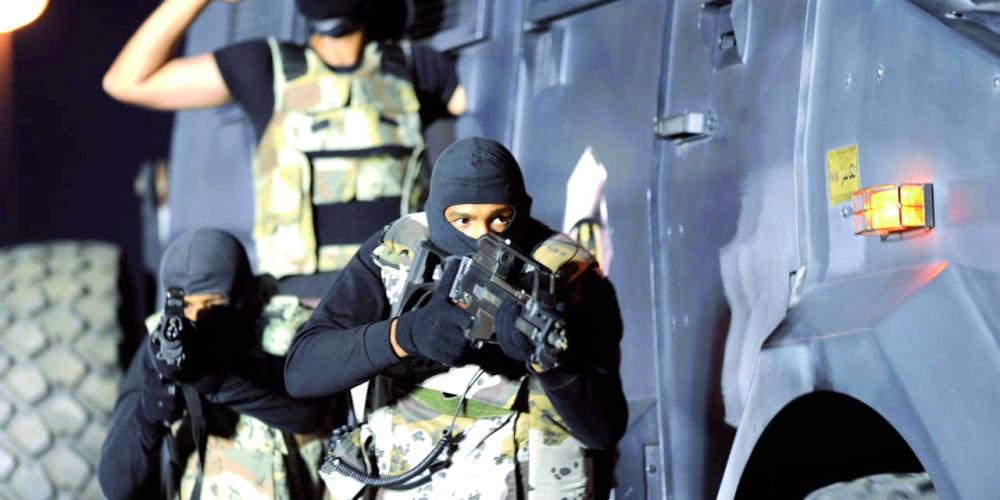 العمليات الاستباقية لوزارة الداخلية تجهض تحركات التنظيمات الإرهابية.