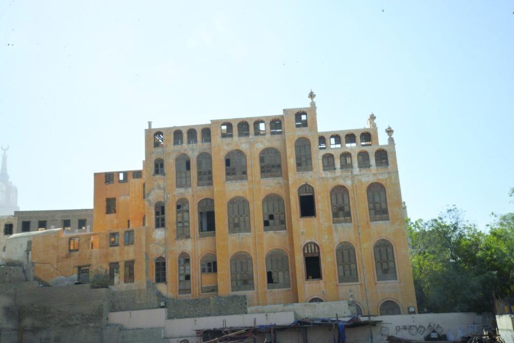 قصر الوزير بن سليمان وزير المالية