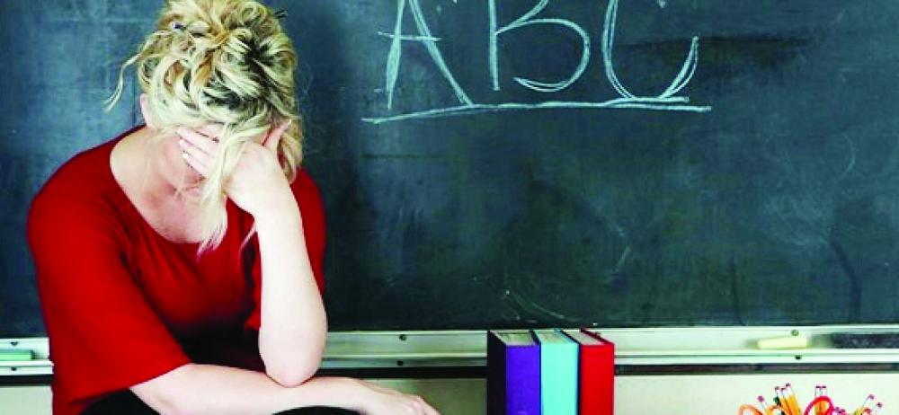 المعلمات الأكثر إقداما ًعلى الانتحار والإعلاميات الأقل