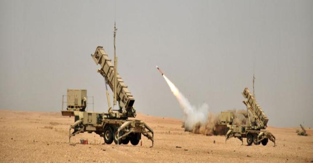 اعتراض صاروخ باليستي أطلقته المليشيات الحوثية تجاه جازان