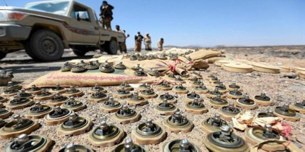 تنديد دولي بفظائع الحوثي: 988 ضحية للألغام