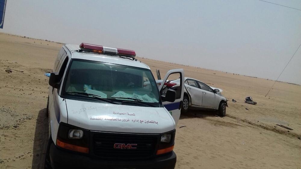 حادثة تصرع وتصيب 16 على خط الساحل أخبار السعودية صحيفة عكاظ