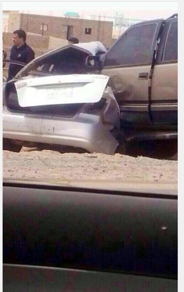 حادث المعلمة في الدوادمي.