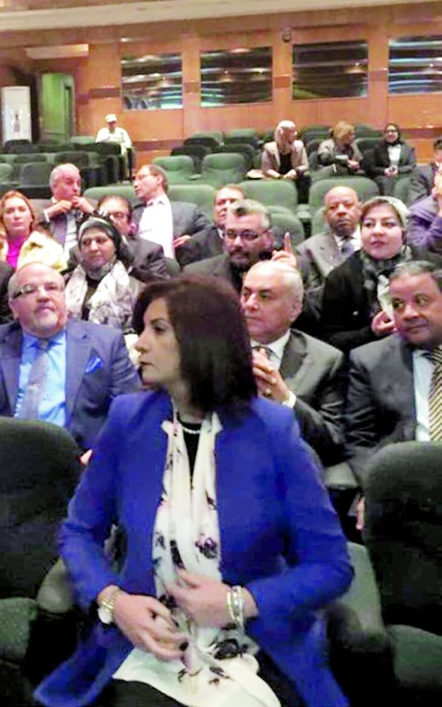 مكرم لـ«عكاظ»: مطالب الجالية المصرية بالسعودية أمام البرلمان