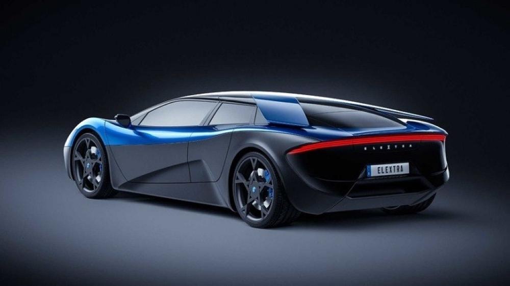 أسرع سيارة كهربائية في العالم.. 2019