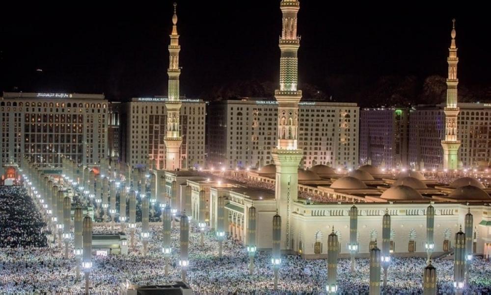 4200 موقف سيارة للمصلين بالمسجد النبوي خلال رمضان