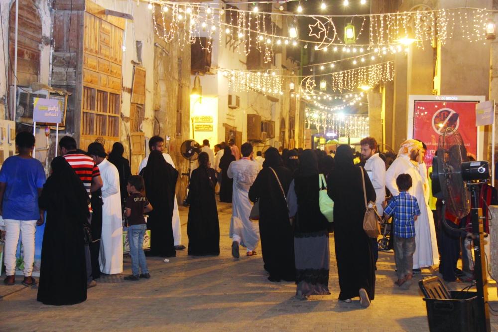 لماذا غاب مهرجان جدة التاريخية عن رمضان أخبار السعودية صحيفة عكاظ