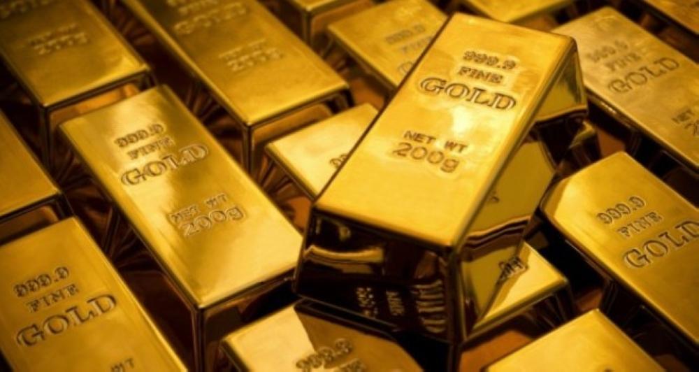 الذهب يقترب من أقل سعر في 4 أسابيع
