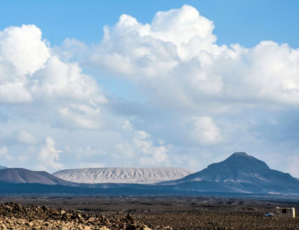 جبل الرأس الأبيض. تصوير: خالد التونسي