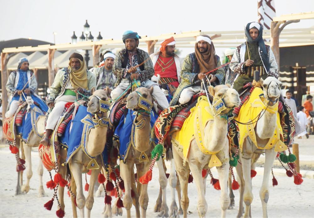 حروف بلا نقط.. كيف يقرأ العرب في سوق عكاظ؟
