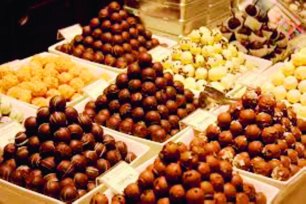 ميزانية الشوكولاتة تؤهل السعودية للمركز الأول عربياً