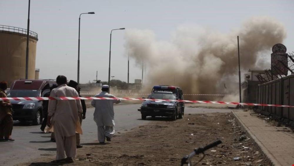 مقتل وإصابة 8 بهجوم انتحاري في بيشاور الباكستانية