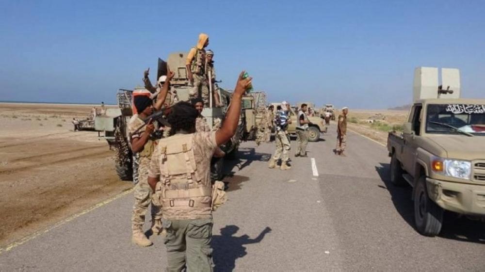 الجيش اليمني يقطع خط إمداد الميليشيات في مفرق المخا