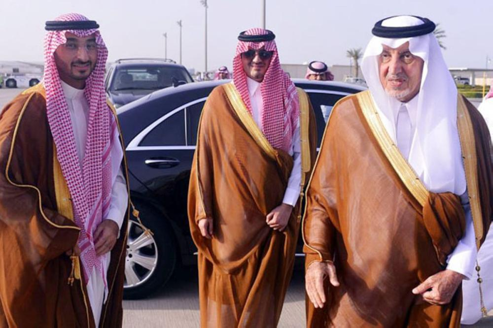 الفيصل يرأس وفد المملكة في حفل افتتاح قاعدة محمد نجيب العسكرية في مصر
