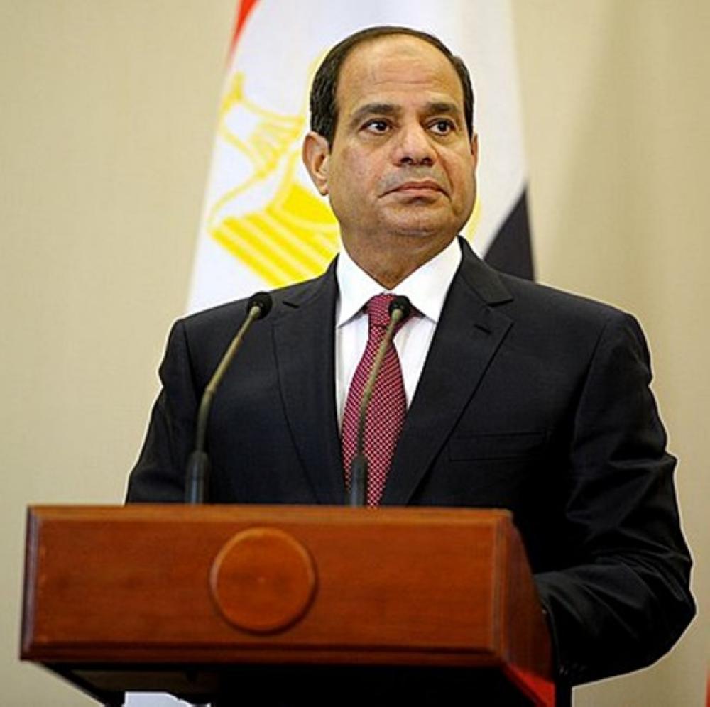 السيسي: لن تستقر منطقة الشرق الأوسط وأوروبا ما لم يتم السيطرة على آفة الإرهاب