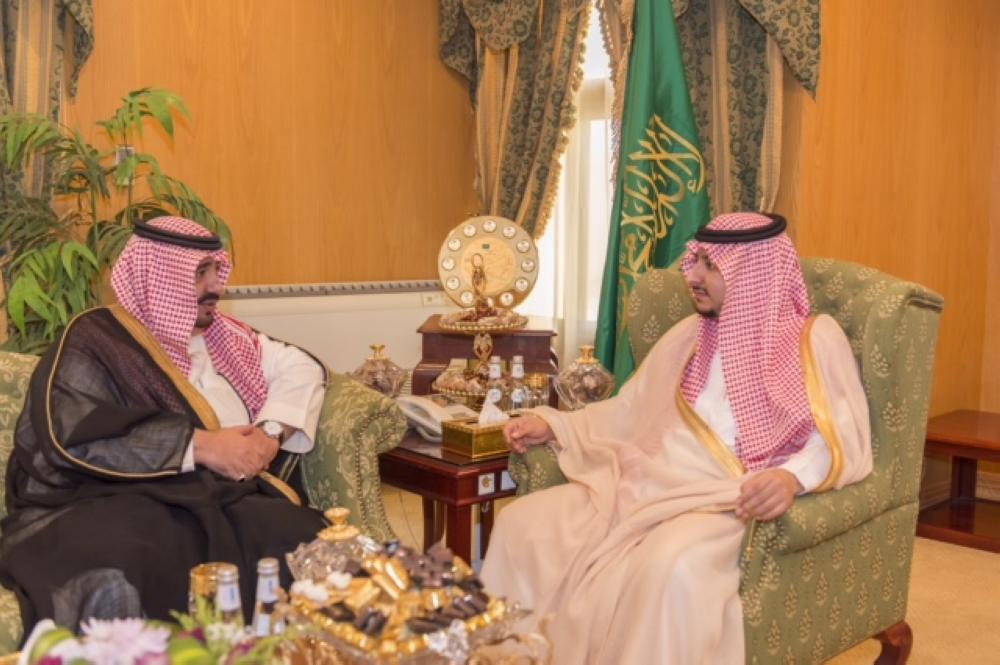نائب أمير الجوف يلتقي شركة نماء ويؤكد دعمه للمستثمرين