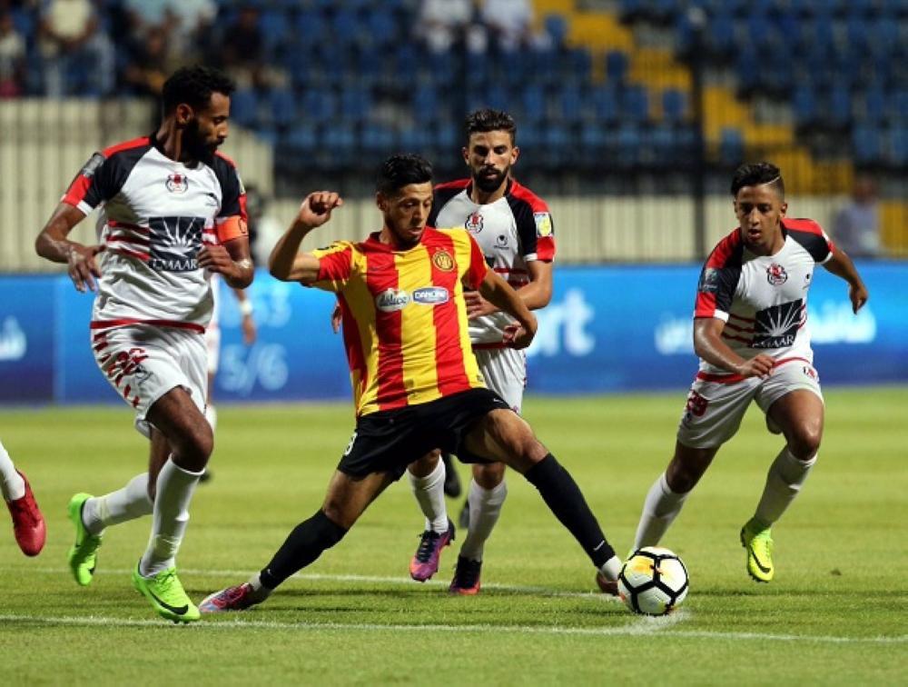 الترجي التونسي يتأهل لنهائي البطولة العربية لكرة القدم