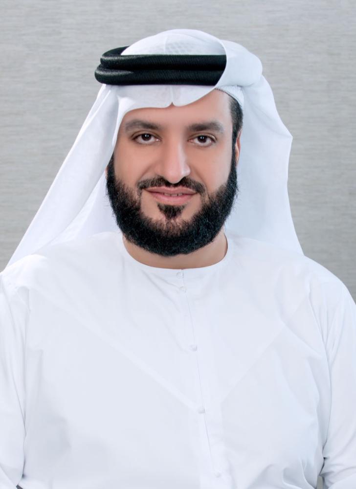 الإعلامي الإماراتي محمد جلال الريسي.