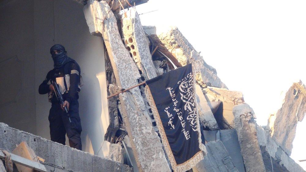 تورطت الدوحة بدعم جبهة النصرة الإرهابية في سورية منذ بداياتها.