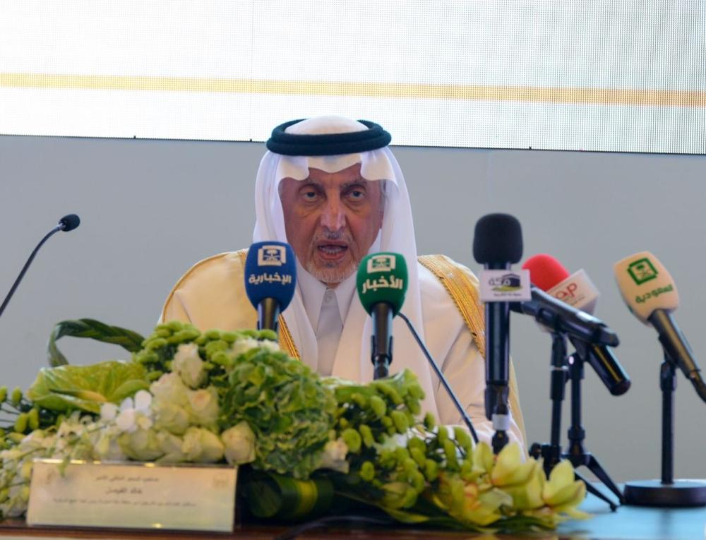 خالد الفيصل خلال الاجتماع ..تصوير حسن القربي(hh22n@