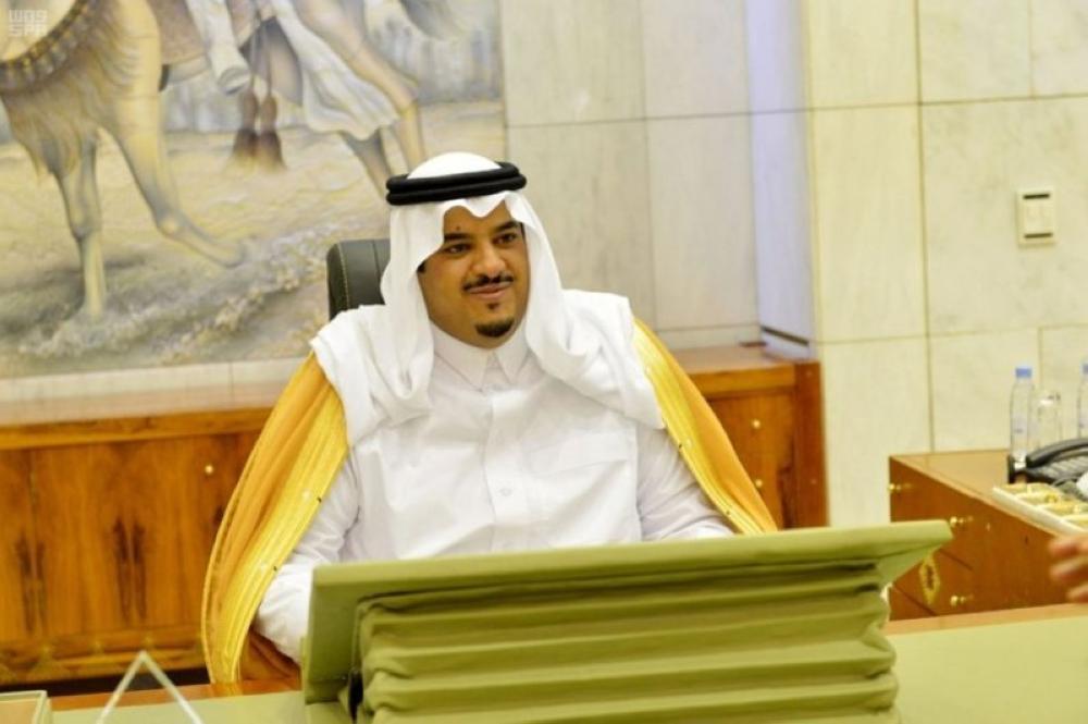 أمير الرياض بالنيابة يثمن دعم نائب خادم الحرمين للجمعيات الخيرية