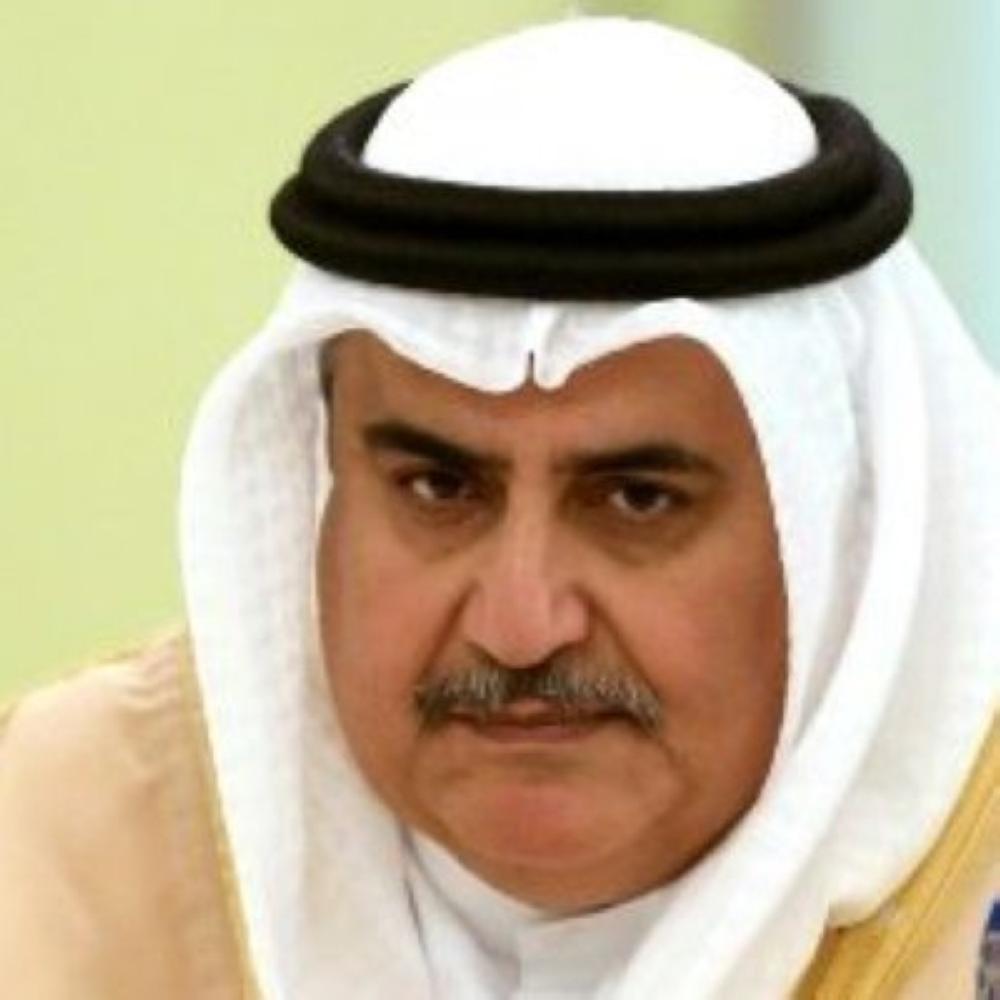 وزير خارجية البحرين يرد على ظريف: أمن الدول يُرسى من الداخل والتدخل غير مقبول