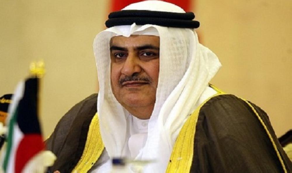 ماذا قال وزير خارجية البحرين عن مقاولي قطر للحج