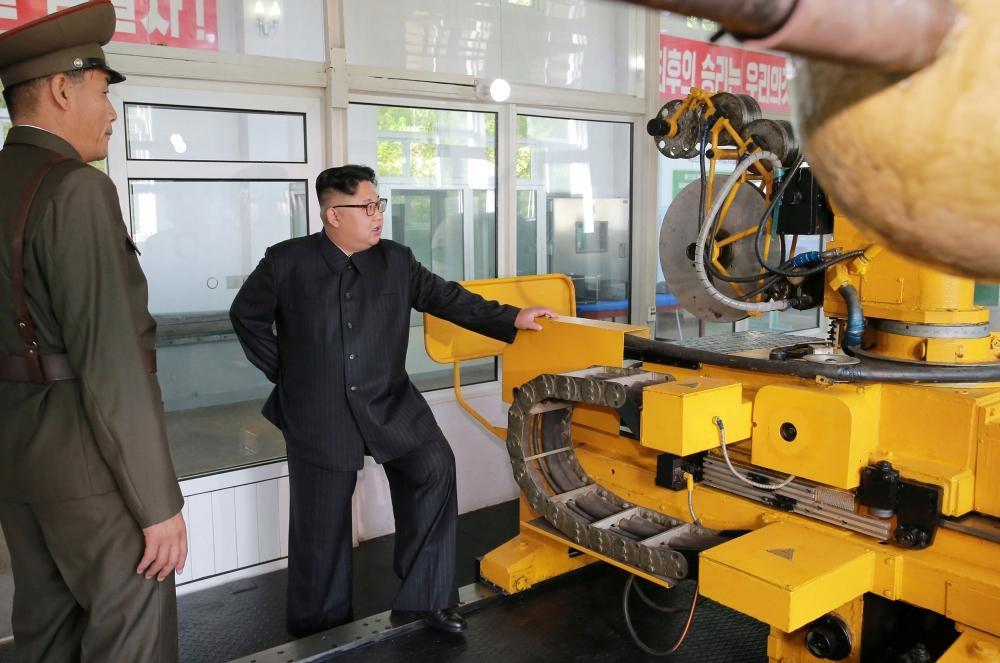 كوريا الشمالية تطور صواريخ باليستية تصل إلى واشنطن ونيويورك