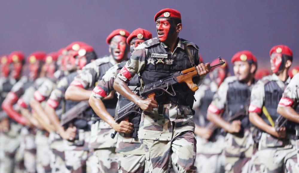 قوات الأمن الخاصة.. يقظة وجاهزية لمواجهة أي طارئ.