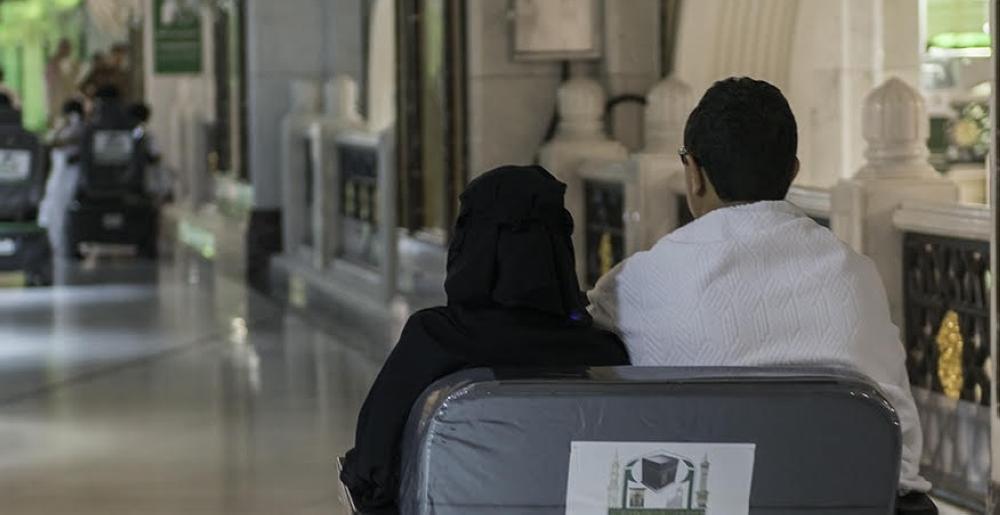 أكثر من 15 ألف عربة لخدمة ضيوف الرحمن بالمسجد الحرام