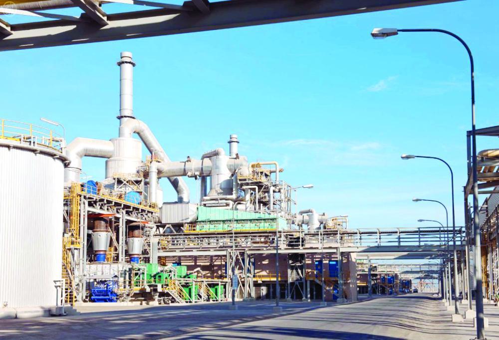 «معادن» تبدأ تصدير باكورة إنتاجها من الأسمدة الفوسفاتية.