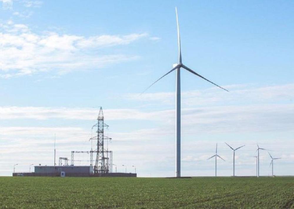 فتح باب تقديم العطاءات لمشروع دومة الجندل لطاقة الرياح