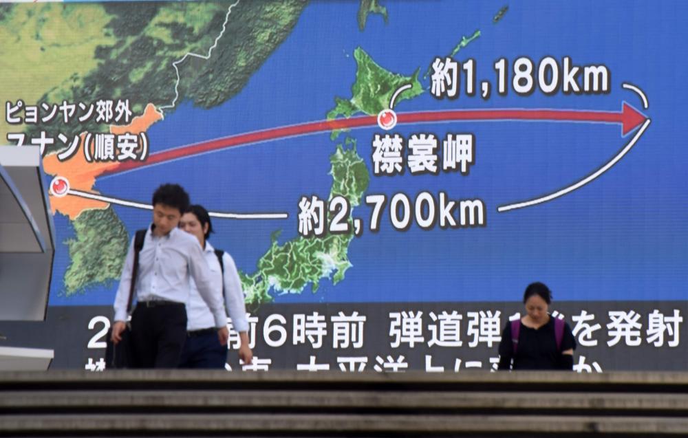 US President, Japanese Premier Discuss North Korea's Threat