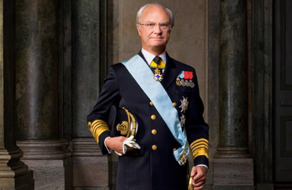 ملك السويد: 50 مليون كشاف في 169 بلداً يحيّونك يا خادم الحرمين