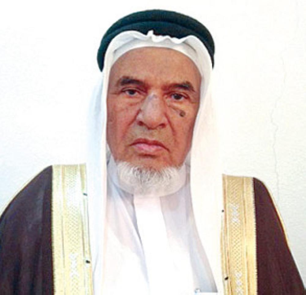 الطبيب سلامة بن رشدان الجهني