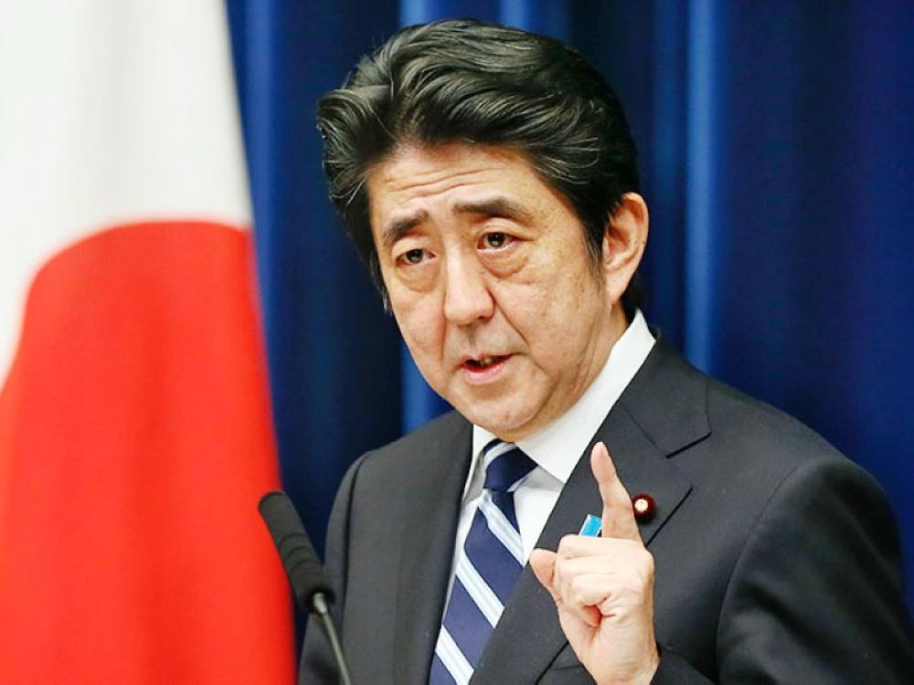 رئيس وزراء اليابان: كوريا الشمالية ليس لها مستقبل مشرق