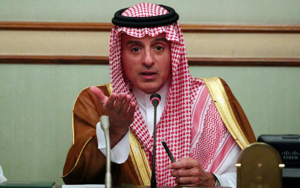 FM Al-Jubeir: statements about the rapprochement with Tahran is «ridiculous»
