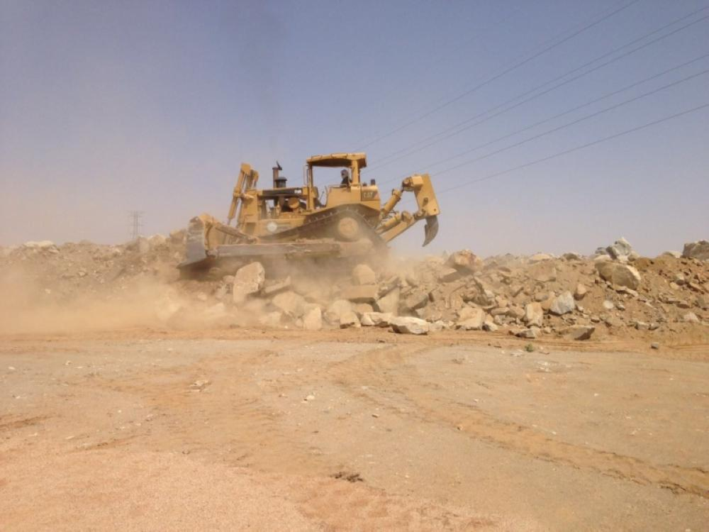 استعادة 2 مليون متر من التعديات في خميس مشيط